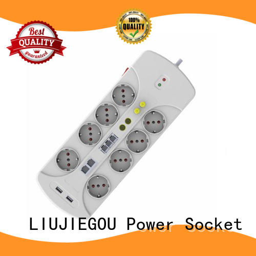LIUJIEGOU at discount france power socket France standard factory