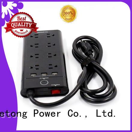 US Standard us electrical outlet multiple functions room LIUJIEGOU