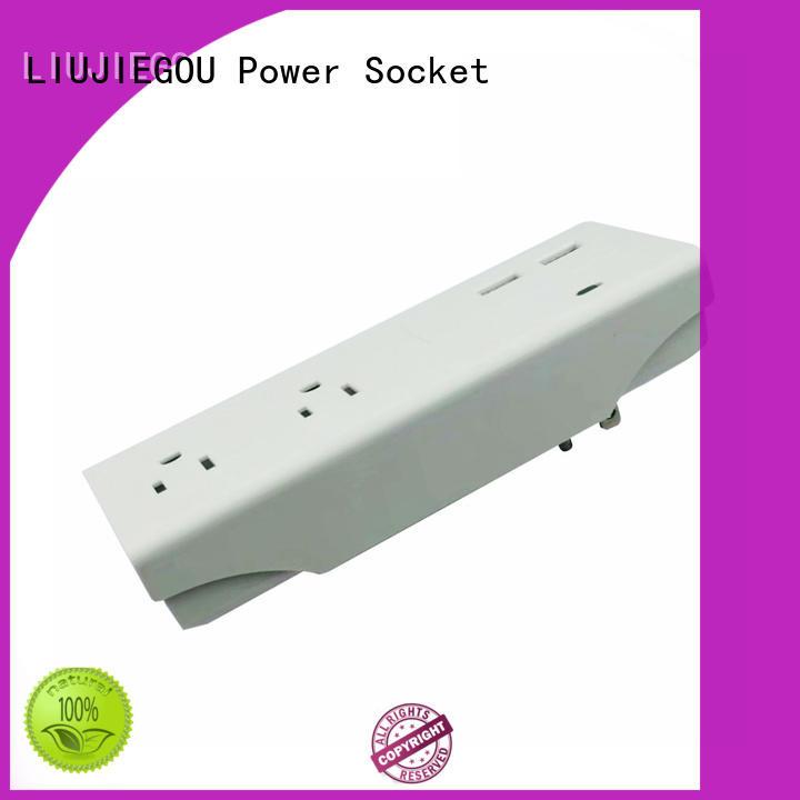 LIUJIEGOU charging us plug socket manufacturers room