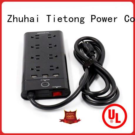 LIUJIEGOU US Standard american plug socket multiple functions house