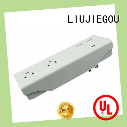 LIUJIEGOU switch german plug socket for business home