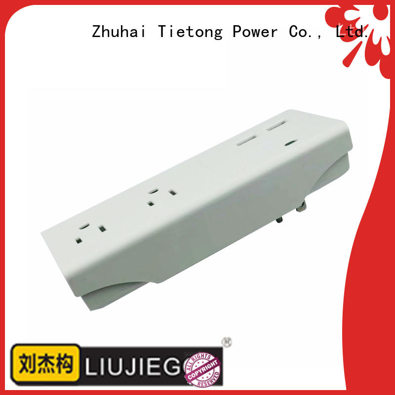 LIUJIEGOU extension socket us socket 8 way room