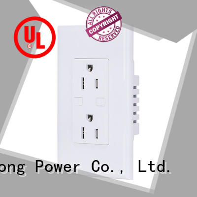 power outlet us plug socket us multiple functions house
