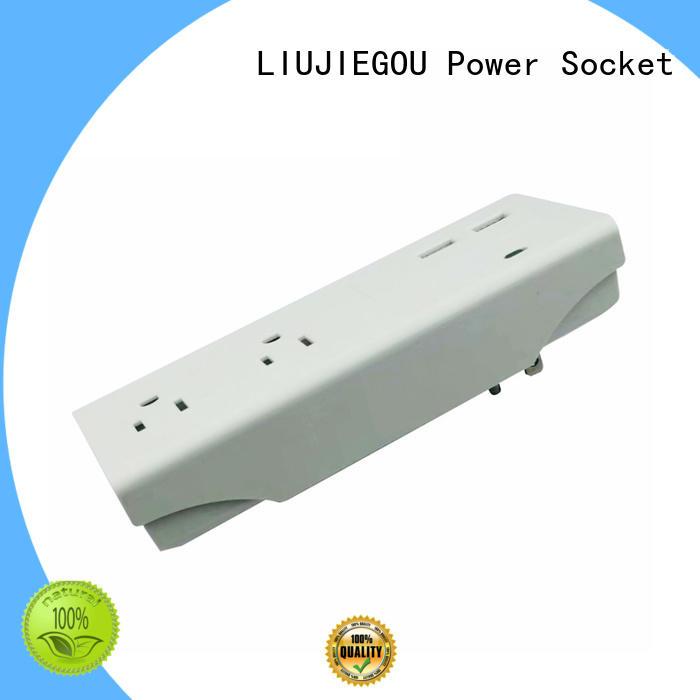 LIUJIEGOU ports power plugs and sockets factory home