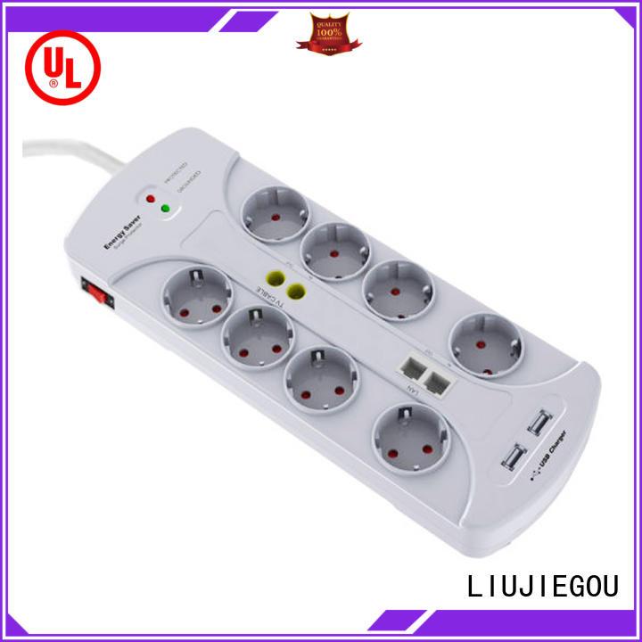 LIUJIEGOU Latest germany power adapter company public