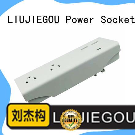LIUJIEGOU wall us plug socket multiple functions house