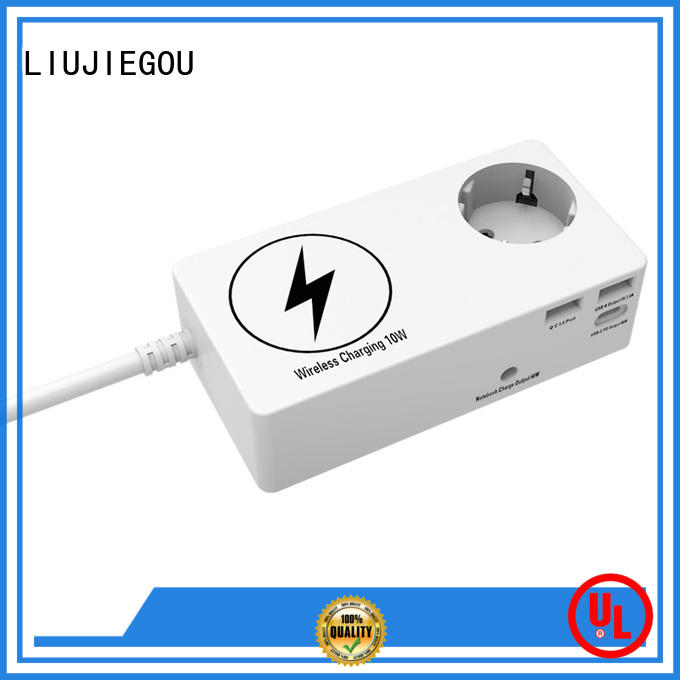 LIUJIEGOU Custom germany plug socket company building