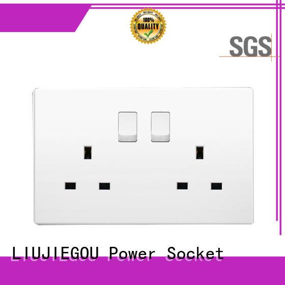 LIUJIEGOU multi uk socket Supply industrial