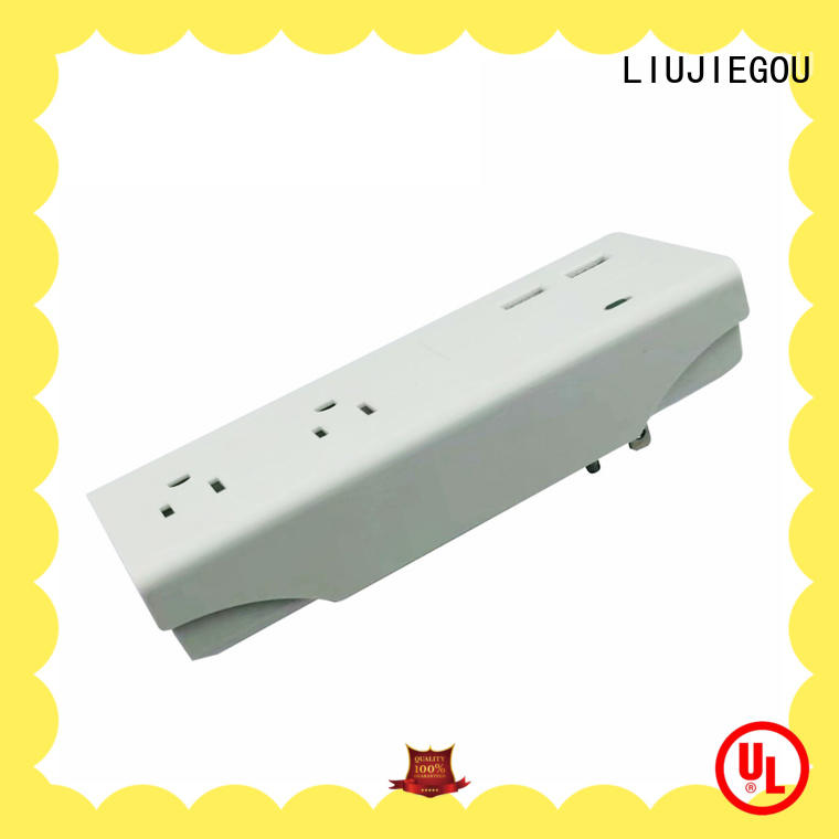 Power Outlet USA Plug Extension Socket with Switch