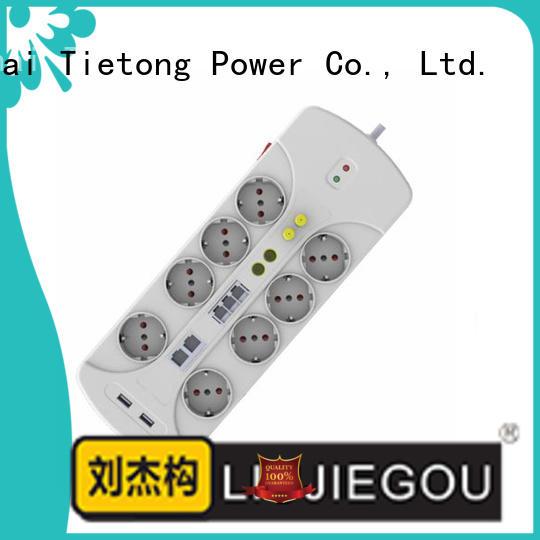 LIUJIEGOU flexible france electric socket manufacture factory