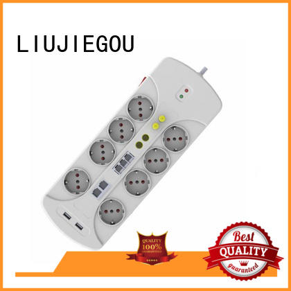 LIUJIEGOU on-sale power strip snake classroom