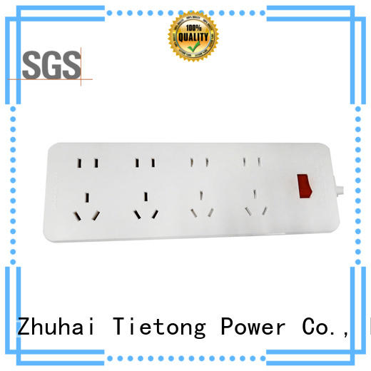 China 8 Way Out-lets extension Power Sockets Power Strip