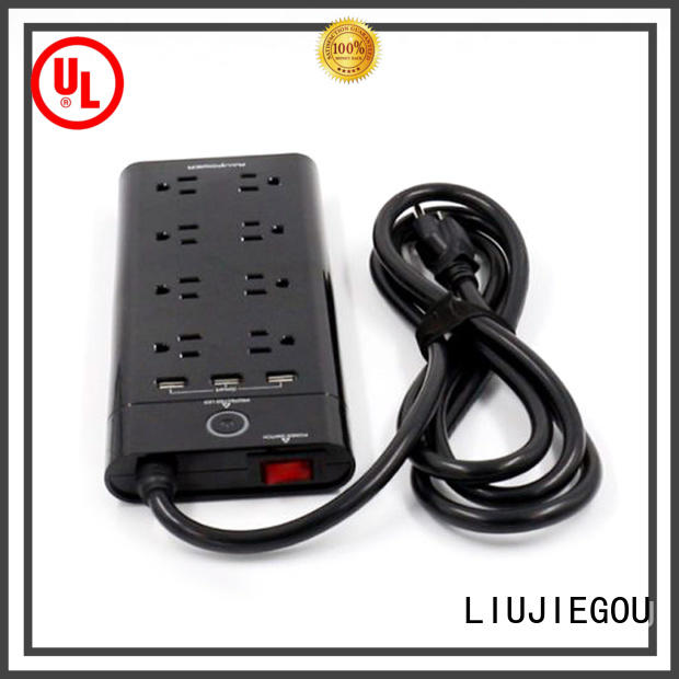 LIUJIEGOU power outlet power socket usa home