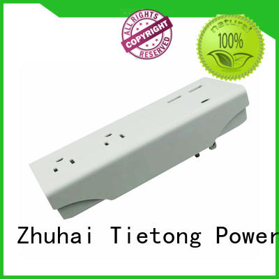 wall socket american plug socket strip 8 way house