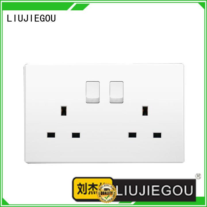 LIUJIEGOU power electrical sockets uk oem industrial