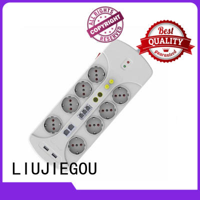 LIUJIEGOU ways german plug socket France standard classroom