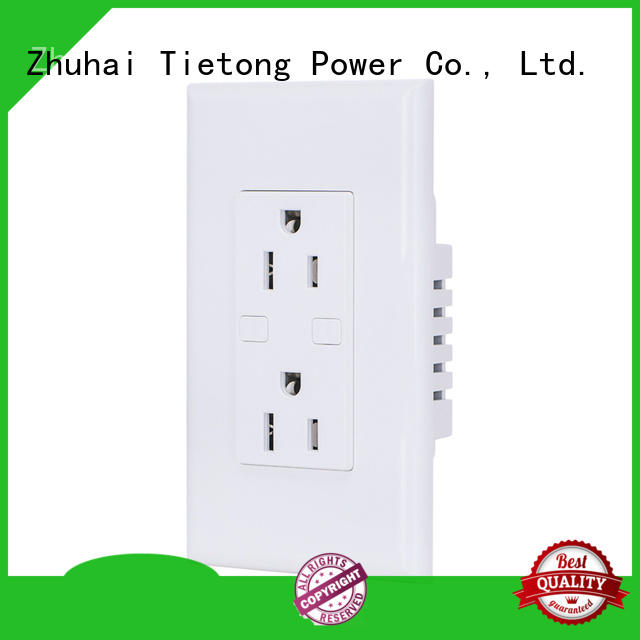 LIUJIEGOU extension american power socket factory home