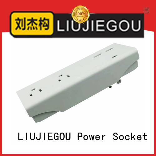 LIUJIEGOU Wholesale american plug socket factory price home