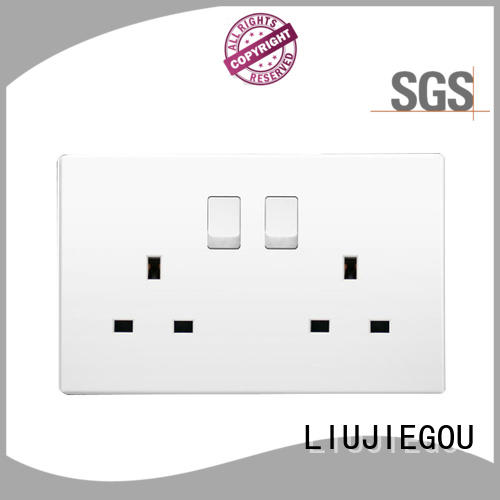LIUJIEGOU UK standard uk socket supplier commercial