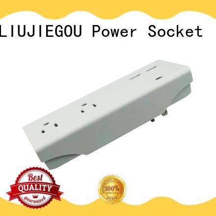 LIUJIEGOU extension american plug socket factory room