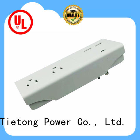 LIUJIEGOU US Standard us socket 8 way room