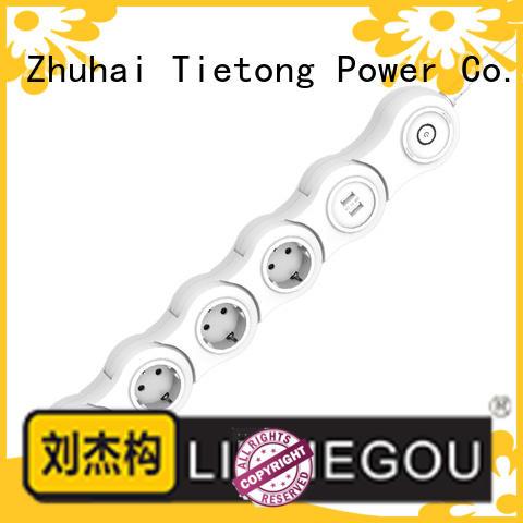 LIUJIEGOU flexible france electric socket manufacture classroom