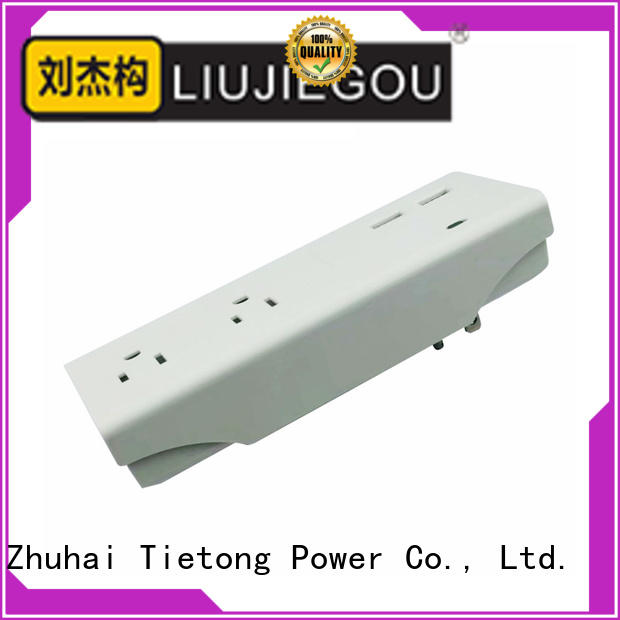 wall us electrical outlet 8 way room LIUJIEGOU