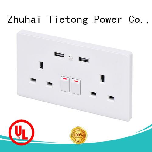 LIUJIEGOU switch uk socket get quote industrial