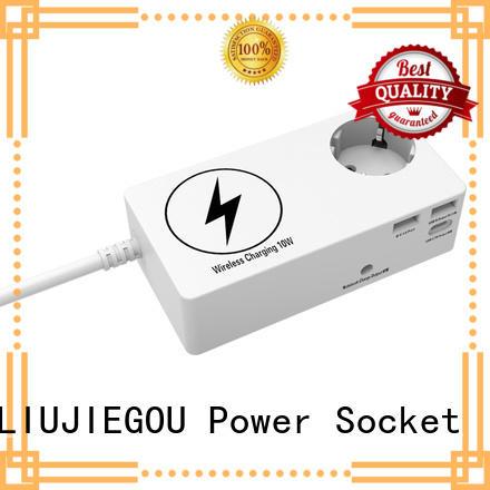 LIUJIEGOU Top schuko plug for wholesale building