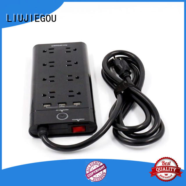 LIUJIEGOU power outlet power plugs and sockets for business home