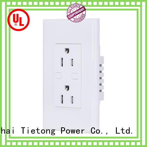 LIUJIEGOU wifi american power socket factory price house