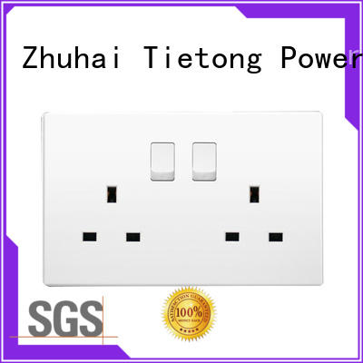 British Standard Electrical Wall Switch Socket Factory
