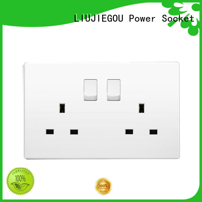 LIUJIEGOU uk plug socket get quote industrial