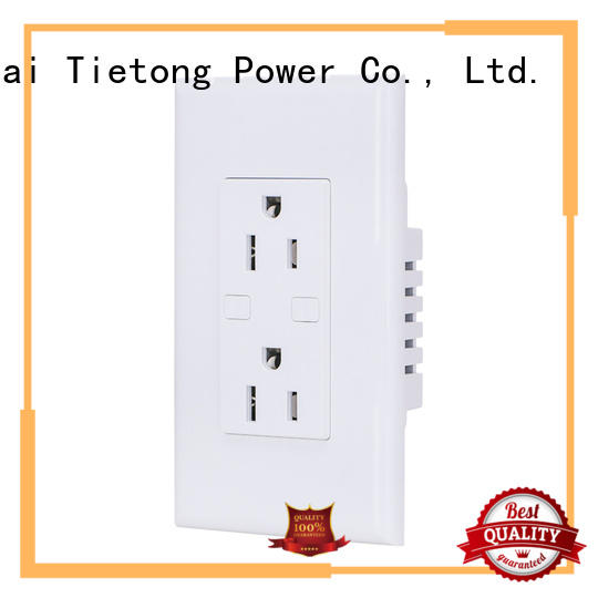 LIUJIEGOU way american socket multiple functions house