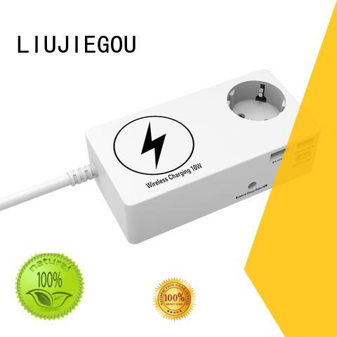LIUJIEGOU durable sweden plug socket company building
