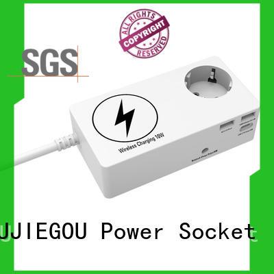 LIUJIEGOU charging german plug socket bulk production building
