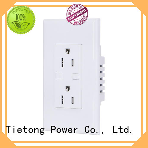 LIUJIEGOU plug us socket factory price room