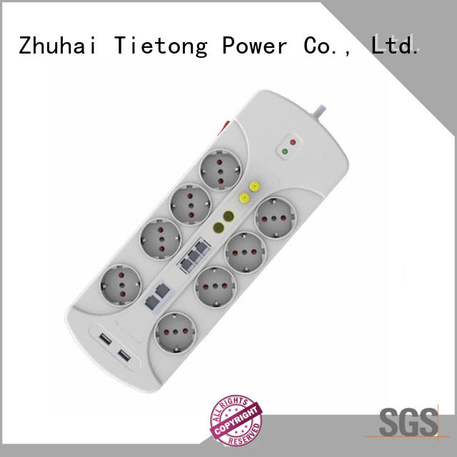LIUJIEGOU cord france power adapter France standard factory