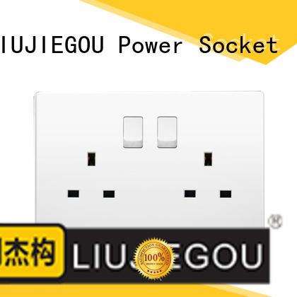 wifi power plug socket smart hospital LIUJIEGOU