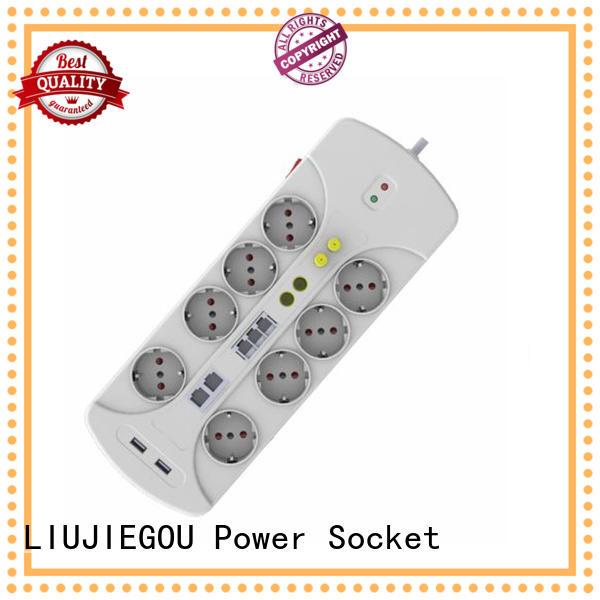 LIUJIEGOU on-sale france electric socket France standard factory