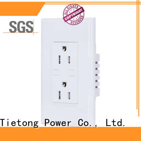 LIUJIEGOU plug power plugs and sockets factory price home