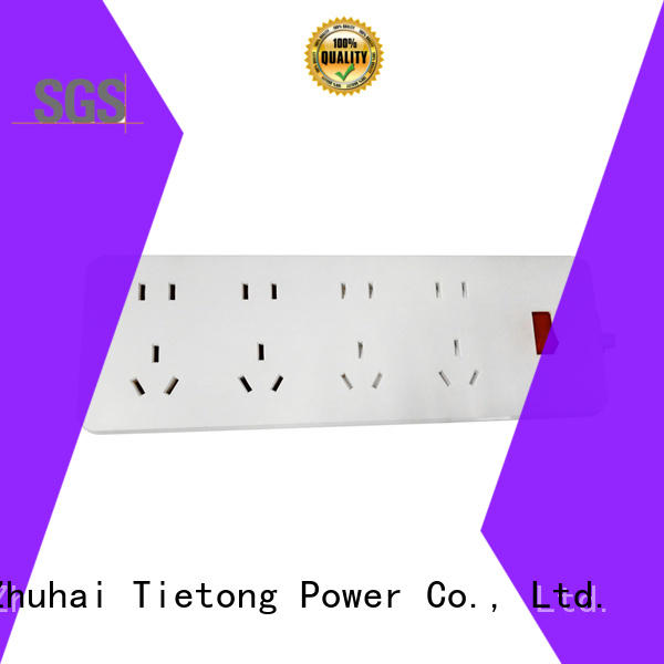 china standard multi outlet power strip best choice room
