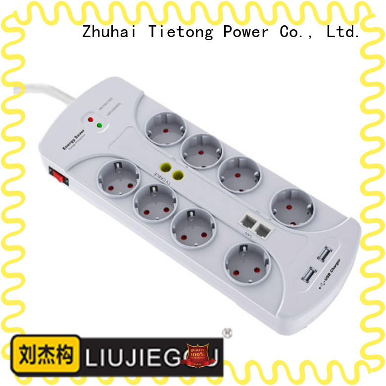 LIUJIEGOU ports german power socket for wholesale public